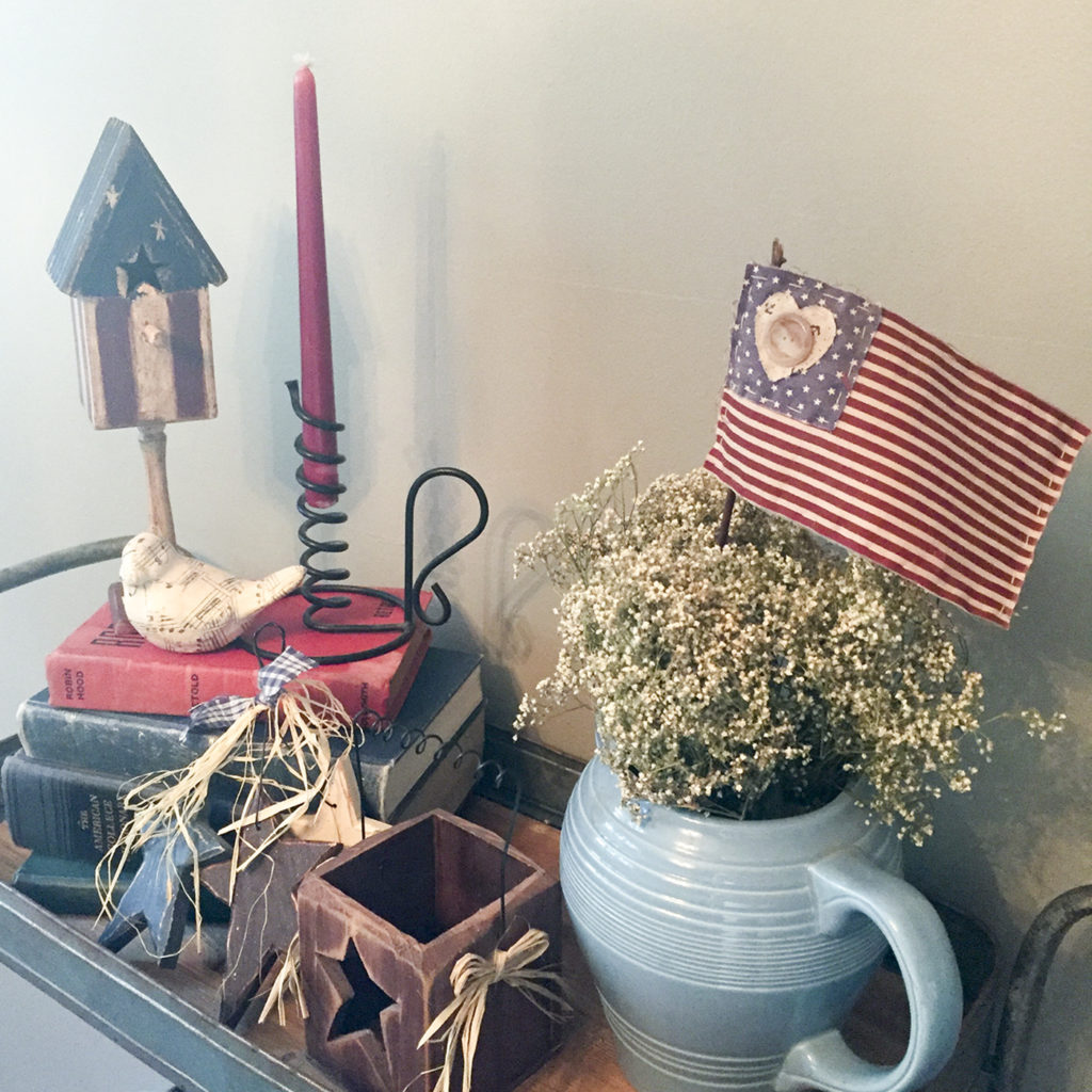 patriotic decor | Barb Ann Designs |