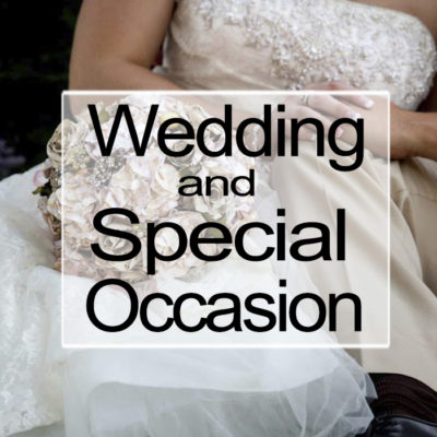 Wedding & Special Occasion