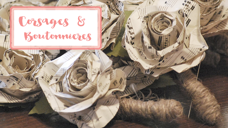 corsages and boutonnieres | Barb Ann Designs |
