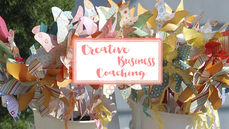 creative business coaching | Barb Ann Designs|
