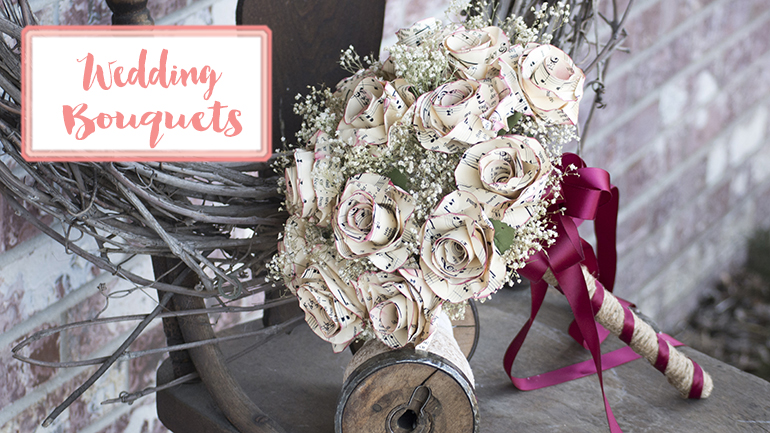 wedding bouquets | Barb Ann Designs |