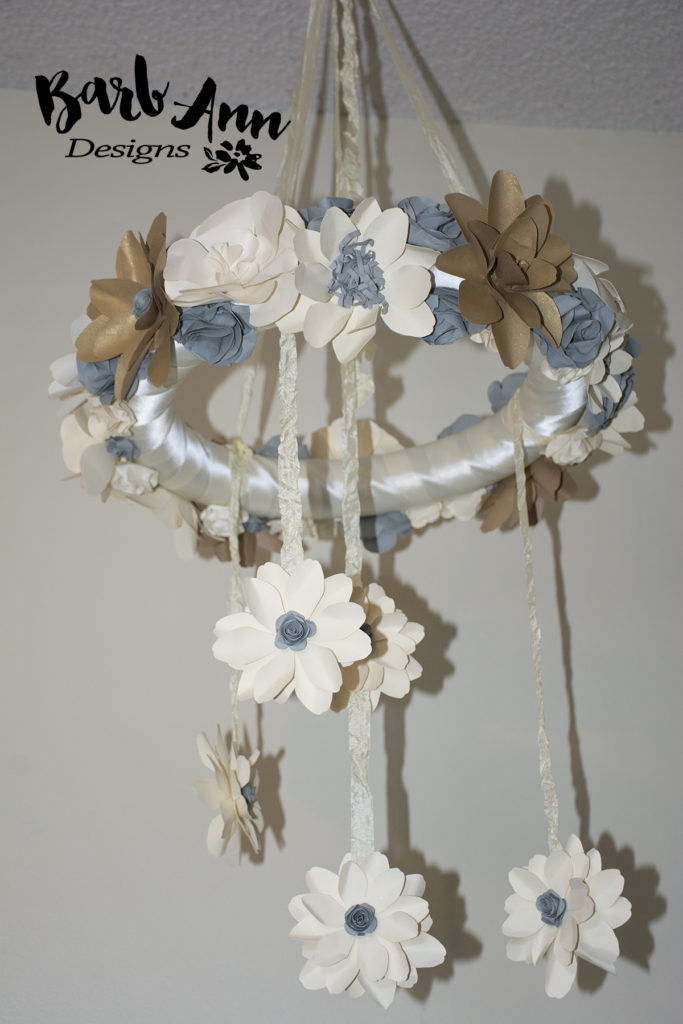 Paper flowers archives barb ann designs so getting to be a part of that with my flowers is pretty special mightylinksfo